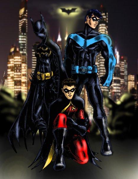Young Gotham